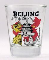 BEIJING CHINA SHOT GLASS SHOTGLASS