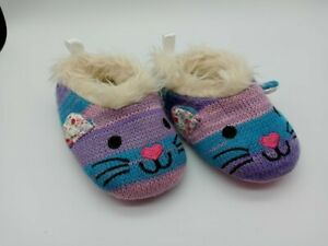 Bunny Bedroom Slippers Size 4-5 Little Kids / New without box