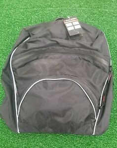 Raleigh Single Pannier Cycling Bag With Rain Cover