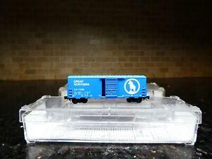 MICRO-TRAINS Z SCALE GREAT NORTHERN 40' BOX CAR SINGLE DOOR W/O RW RD#11595