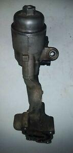 Holden Commodore VF V6  Oil Cartridge Filter Holder Bracket & Cap.