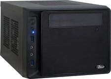 BAREBONE MINI-PC ITX: AMD a10-5745 4x 2.1ghz/4gb di RAM/Radeon/USB 3.0/HDMI