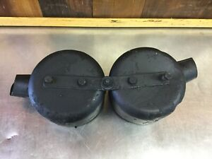 MG Midget 1973  - Air Cleaner Assembly. Used.     MG3204