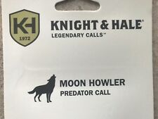 Knight & Hale KHP1007-T Moon Howler Predator Coyote Call Free Shipping