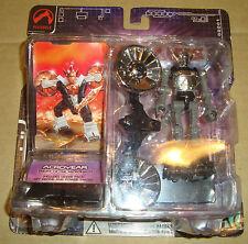 I Micronauti Retro Series 00001 ACROYEAR Black/grey Palisades (micronauts)