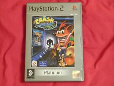 CRASH BANDICOOT WRATH OF CORTEX PAL COMPLETE PS2 PLAYSTATION 2
