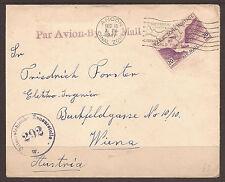 Bullseye/SOTN Postal History Austrian Stamps
