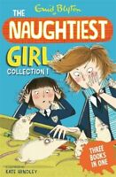 The naughtiest girl collection by Enid Blyton (Paperback) FREE Shipping, Save £s