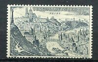 33348) Czechoslovakia 1955 MNH View Of Prague 1v