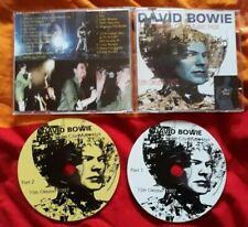 "2 CD RARE DAVID BOWIE ""RADIO CITY MUSIC HALL""15 OCT 1997"