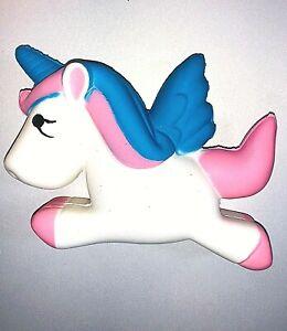 SquishieeeesSquishy Unicorn Super Slow Rising Soft Fun Kids Toy Creamy Scent