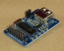 CH375 CH375B USB HOST SLAVE Module Parallel Serie