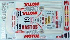 """Transkit 1/24 BMW M3 Gr.A """"BASTOS-MOTUL"""" RALLYE TdeC 1988 Renaissance TK24/433"""