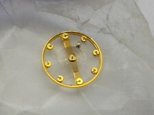 PATEK PHILIPPE CAL. 215 COMPLETE BALANCE  NEW WATCH MOVEMENT PART # 721