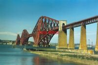PHOTO  1994 SOUTH QUEENSFERRY IT COULD ONLY BE THE FORTH RAIL BRIDGE