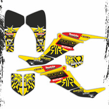 SUZUKI LTZ 400 2003 - 2008 GRAPHICS KIT (light version)