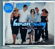 (DO97) Hear'Say, The Way To Your Love - 2001 CD