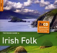 Rough Guide To Irish Folk (Second Edition) (CD NEUF)