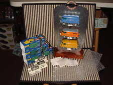 NOS SCHUCO VW MICRO-RACER 3 MINI-BUS MODEL SET WITH ORIGINAL DISPLAY FROM 1992!