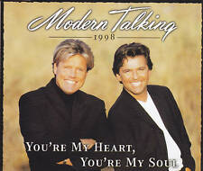 MODERN TALKING - MAXI-CD - YOU'RE MY HEART, YOU'RE MY SOUL