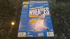 1998 Mvp Ken Griffey Jr Honey Frosted Wheaties Flat Box