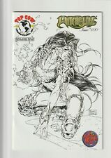 WITCHBLADE #100 VF/NM 9.0 RRP SKETCH EDITION (FANTASTIC REALM) *LTD 250* 2006