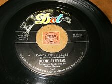 DODIE STEVENS - CANDY STORE BLUES - AMIGO'S GUITAR  - LISTEN / TEEN GIRL POPCORN