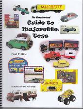 RARISSIME Guide des jouets majorette - première édition 220 pages