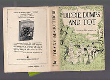 Diddie, Dumps and Tot, Louise-Clarke Pyrnelle, 1980 mod. repr with DJ, HC, nice