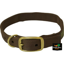 NEW DRAKE WATERFOWL SYSTEMS TEAM GUN DOG HEAVY DUTY NYLON DOG COLLAR