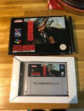Snes cliffhanger  Super Nintendo boxed with book