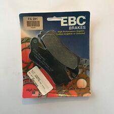 EBC - FA281 - Organic Motorcycle Brake Pads