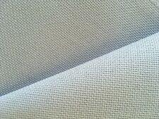 Smokey Blue 18 Count Zweigart Aida cross stitch fabric - various size options