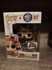 Funko POP Around The World Toshi See Pictures