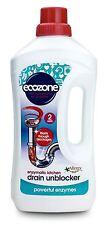 ECOZONE enzymatique drain déboucheur liquide 1ltr