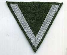 Grado esercito tedesco Caporale GEFREITER su verde/ on medium green - auf grün