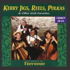 TROTWOOD - Kerry Jigs, Reels, Polkas and Other Irish Favorites CD [B4]