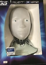 I Robot Limited Edition Blu-Ray 3D