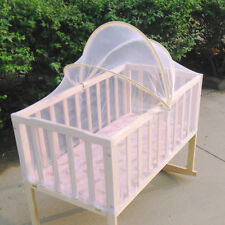 Baby Bed Tent Canopy Folding Anti Mosquito Net Toddlers Crib Cot Netting