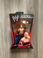 WWE Elite Kane with World Heavyweight Championship Belt Series 10 New! Rare!
