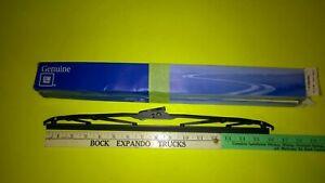 2 GM Wiper Blades 1988 -1993 S-10 blazer typhoon syclone bravada Sonoma s15