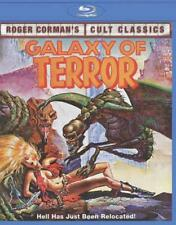 GALAXY OF TERROR NEW BLU-RAY