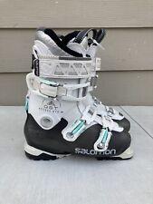 Salomon QST Access R70 W Ladies Ski Boots  **GOOD CONDITION**
