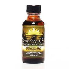 Paradise Oils Jamaican Black Castor Oil 1oz Original 100% Natural *FREE SHPPING*