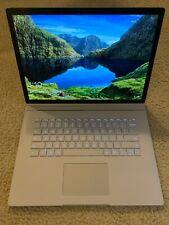 Microsoft Surface Book 2 15 Intel Core i7-8650U 16GB RAM 1TB SSD NVidia GTX 1060