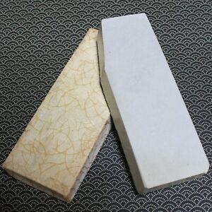 XF VTG NAKAYAMA 1.26kg Lv4+ Japanese Natural Whetstone Sharpening Stone b944