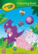 Infantil Para Colorear libro de actividades 48 Páginas Regalo Animales Salvajes,