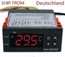 ITC-1000 Temperaturregler Thermostat regler Temperatur Heizung 12V 24V brauen
