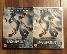 INSURGENT DVD New/Sealed