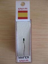 """Mafen - 4141.01 - Señal baja """"mono"""" (verde-rojo) NOVEDAD"""